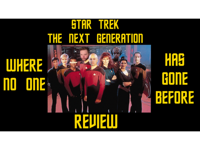 Cover art for Star Trek The Next Generation Episode 5 Review!