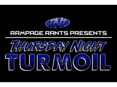Cover art for ERN Proudly Presents Rampage Rants Thursday Night Turmoil on ERN on BTR LIVE!