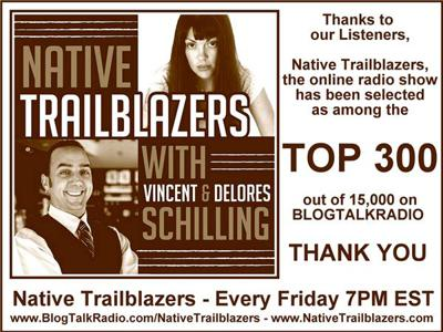 Cover art for The Native Trailblazers Radio Show #JUNEJAMZ INDIE SHOWCASE - Show 2
