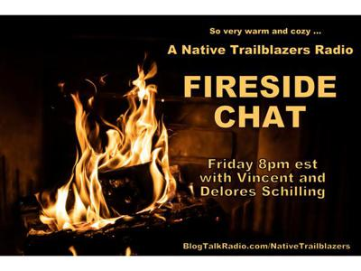 Cover art for An early fireside chat with @DelSchilling and @VinceSchilling at 7:30 pm eastern
