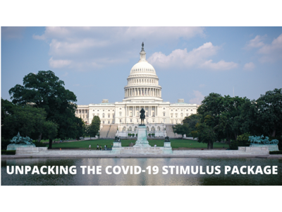 Cover art for Unpacking the COVID-19 Stimulus Package