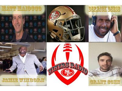 Cover art for The Last Show Of Niners Radio