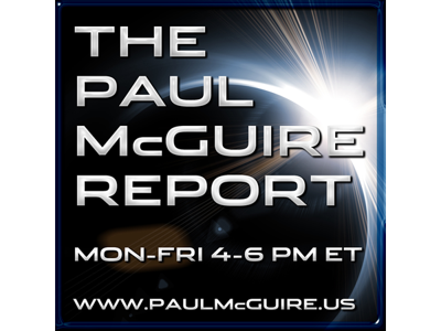 Cover art for TPMR 03/02/21 | AMERICA: THE NEW ATLANTIS | PAUL McGUIRE