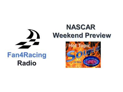 Fan4Racing Radio NASCAR Race Talk, News and Views