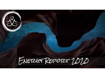Cover art for Energy Report For This Year 2020