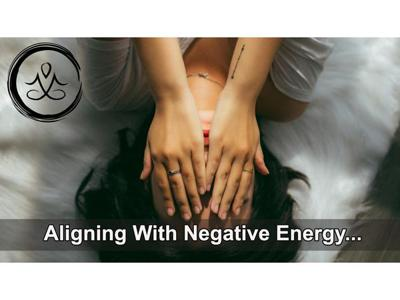Cover art for Aligning With Negative Energy & Code of Ethics