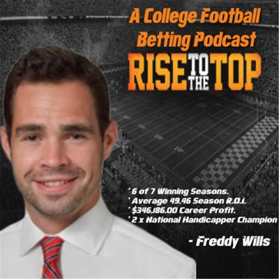 College Football Betting Advice - Sports Betting Podcast