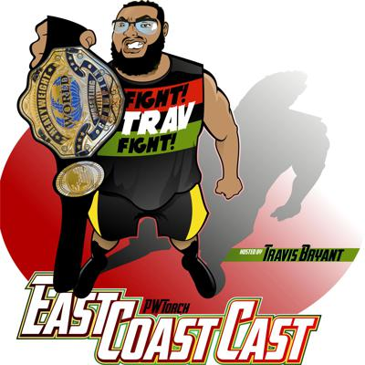 Travis Bryant and Cameron Hawkins of the South Kongress Podcast and Pro Wrestling Torch's 'You, Me And Wrestling' hosts this nearly 3 hour, weekly caller, email and tweet driven show discussing the happenings of pro wrestling television. Live calls are taken at 347-202-0103, tweets @EastCoastCast and emails at EastCoastAudioShow@gmail.com or leave a voicemail to be played on-air at 415-787-5229!