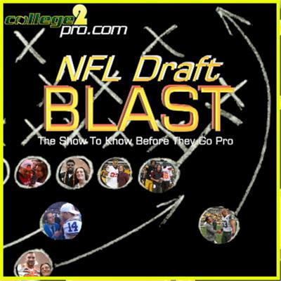 Join host Bo Marchionte as he brings the next generation NFL gridiron stars of tomorrow to you today. For everything NFL Draft follow us on Twitter, Facebook, and on our website at the links below.