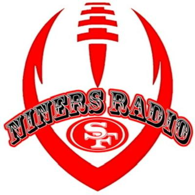 Bryan Bauer your Host , Eric Wright  4 x Super Bowl Champion and Deena Howard bring you great podcast every Tuesday night at 7pm PT. We have the past and present players and the top Journalists in the Bay Area . You get stories and what the 49ers are doing . We have 49ers Alumni , People that Work with 49ers and give it a listen and you will be a fan of NiNERS Radio ! We are also on ITUNES, Spotify, Google Podcast