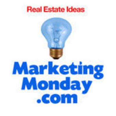 Free killer Real Estate marketing ideas and tools to help you get listings, find buyers and convert leads every Monday at MarketingMonday.com