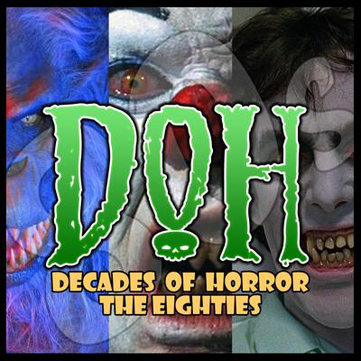 From the grue-crew behind Horror News Radio, Decades of Horror 1980s covers the horror, sci-fi and fantasy films from the Eighties. Classics from John Carpenter, Tobe Hooper, Wes Craven, David Cronenberg and more.