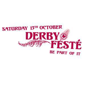 A podcast featuring information about Derby Feste events on Saturday 13 October 2007.