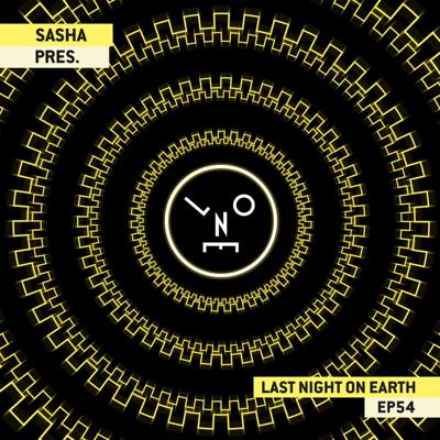 Cover art for 054 - Last Night On Earth