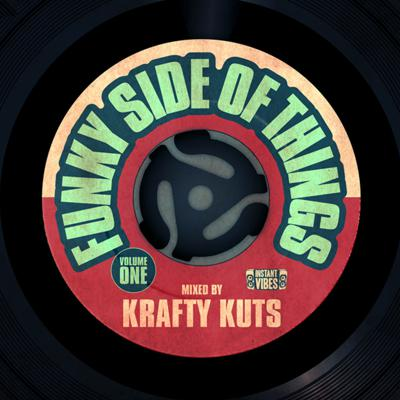 Cover art for Krafty Kuts - Funky Side Of Things