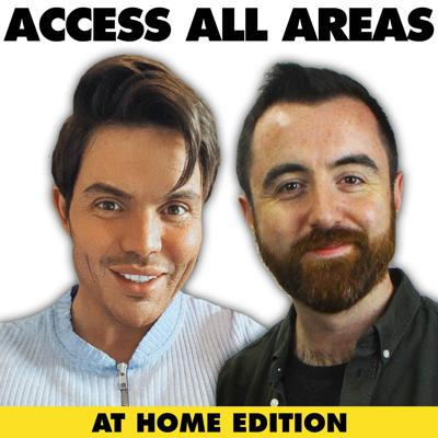 Access All Areas with Stephen Leng and Bobby Norris