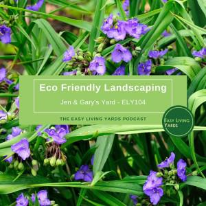 Cover art for Beautiful Eco-Friendly Landscaping-ELY104