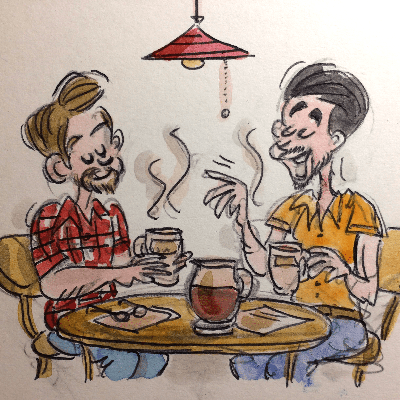 Tales from the Tea Room