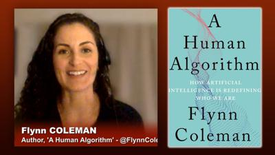 Cover art for Triangulation 426: Flynn Coleman: A Human Algorithm - How Artificial Intelligence Is Redefining Who We Are