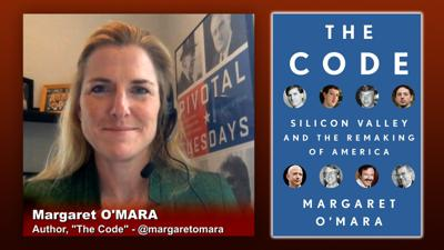 Cover art for Triangulation 424: Margaret O'Mara: The Code - Silicon Valley and the Remaking of America