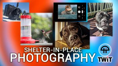 Cover art for HOP 22: Shelter-In-Place Photography Tips