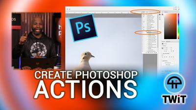 HOP 24: How To Create Photoshop Actions