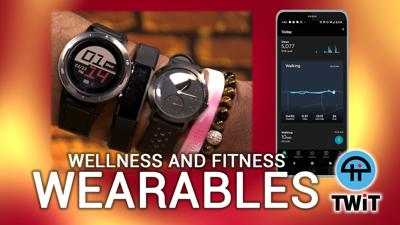 Cover art for HOW 2: Using Wearables For Better Wellness and Fitness