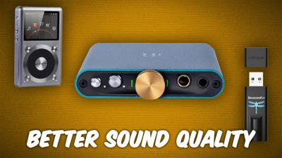 Cover art for ATG 36: Get Better Sound With Headphone Amps & DACs