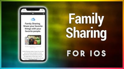 Cover art for HOI 12: How to Use Family Sharing on iOS