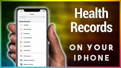 Cover art for HOI 19: Access Your Health Records on Your iPhone - How to Access Your Health Records (Vitals, Lab Results, Medications, Etc.) on Your iPhone