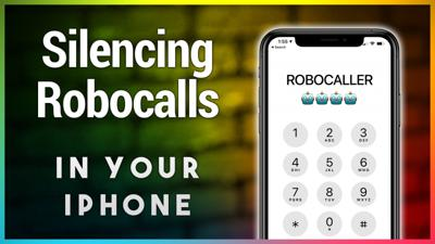 Cover art for HOI 20: How to Stop Robocalls on Your iPhone - Tired of Getting Those Annoying Robocalls? Here's How You Can Silence and Stop Them on Your iPhone