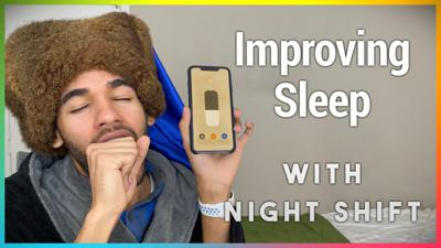 HOI 17: Improve Your Sleep With This iPhone Trick