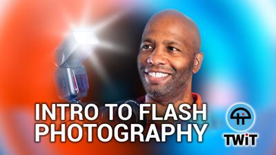 Cover art for HOP 35: Getting Started With Flash Photography - Speed Lights and Monolights
