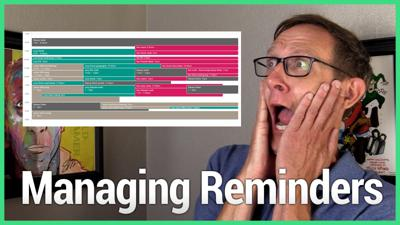 Cover art for HOA 25: Keep On Task With Reminders - How to Make Sure You Don't Miss a Thing