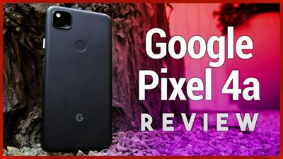 Cover art for Google Pixel 4a Review - Goldilocks Phone With 2020 Vision