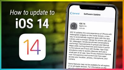 Cover art for Hands-On iOS 33: How to Update to iOS 14