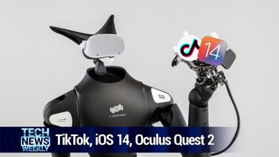 Cover art for Tech News Weekly 151: Facebook's VR Quest