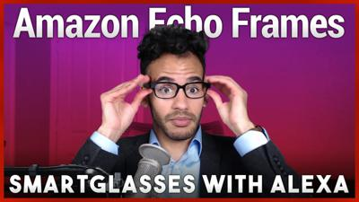 Cover art for Echo Frames Review - Amazon Smart Glasses With Alexa