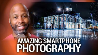 Cover art for HOP 79: He Captured GREAT Images With A SMARTPHONE - Amazing Phone Photography