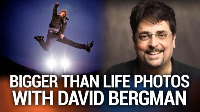 Cover art for HOP 86: David Bergman: Photographers' Go-to Tip - Sports Photography