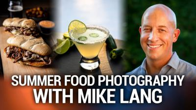 Cover art for HOP 82: Mike Lang: Photographers' Go-to Tip - Summertime Food Photography