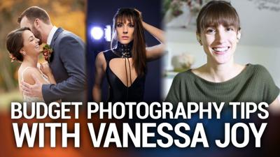 Cover art for HOP 88: Vanessa Joy: Photographers' Go-to Tip - Budget Photography Gear Tips