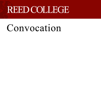 Reed College Convocation