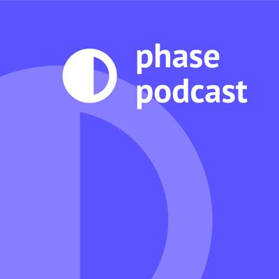 Phase Podcast is dedicated to design as a whole. In each episode, our host Gianmarco will have a conversation with a different guest – it could be a designer, but it could also be somebody who is in some way involved with design.