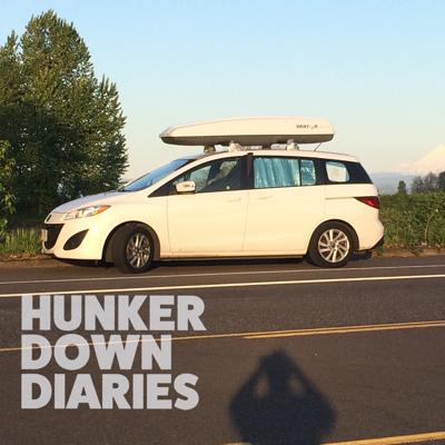 Cover art for Home is Where You Park Your Mini Van