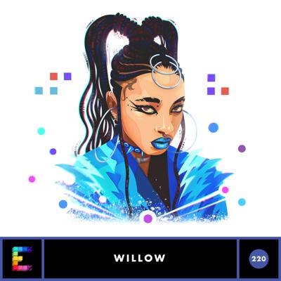 Cover art for Willow - Transparent Soul feat. Travis Barker