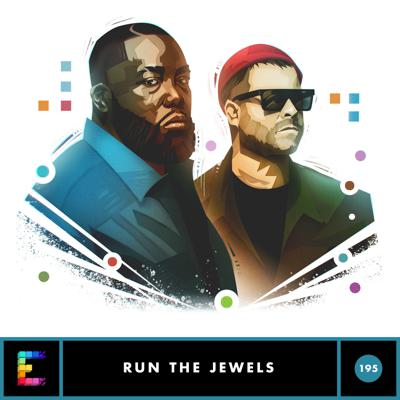 Cover art for Run the Jewels - JU$T