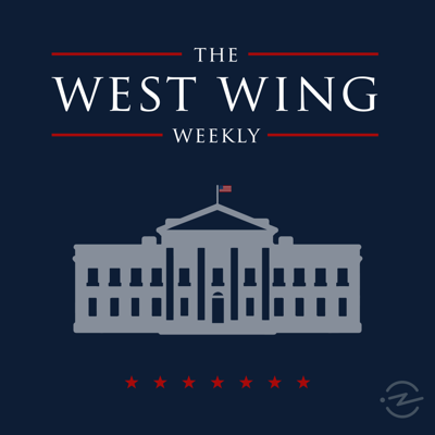 Cover art for 0.18: Small Block of Cheese Day (The West Wing Weekly Forever)