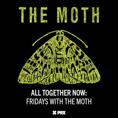 Cover art for All Together Now: Fridays with The Moth - Anthony Brinkley