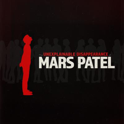 The Unexplainable Disappearance of Mars Patel is a high-quality serial mystery story for middle graders, performed by actual kids. Think Goonies, meets Spy Kids, meets Stranger Things for 8-12 year-olds. Listen along as eleven-year-old Mars Patel and his pals JP, Toothpick, and Caddie set out on a audacious adventure in search of two missing friends. The mysterious tech billionaire Oliver Pruitt might have a thing-or-two to say about their quest, because as he likes to say, To the stars! In fact, that's just where they might be headed...